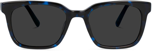 Derek | Very Dark Blue Tortoise 1